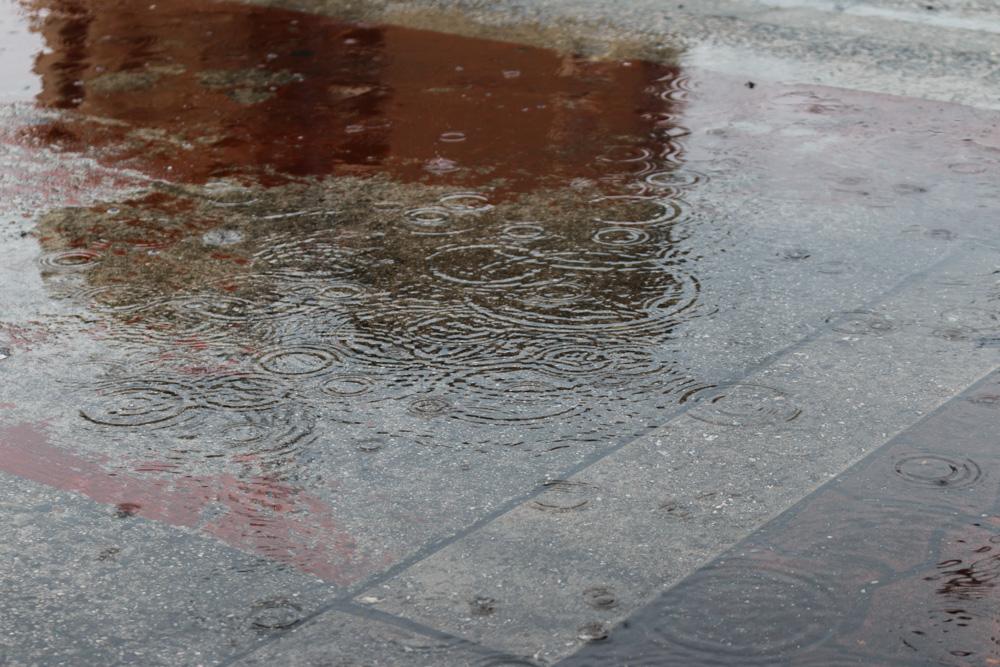 【大和高田市・橿原市】大和高田 橿原で豪雨による冠水。一部通行止めの場所も。
